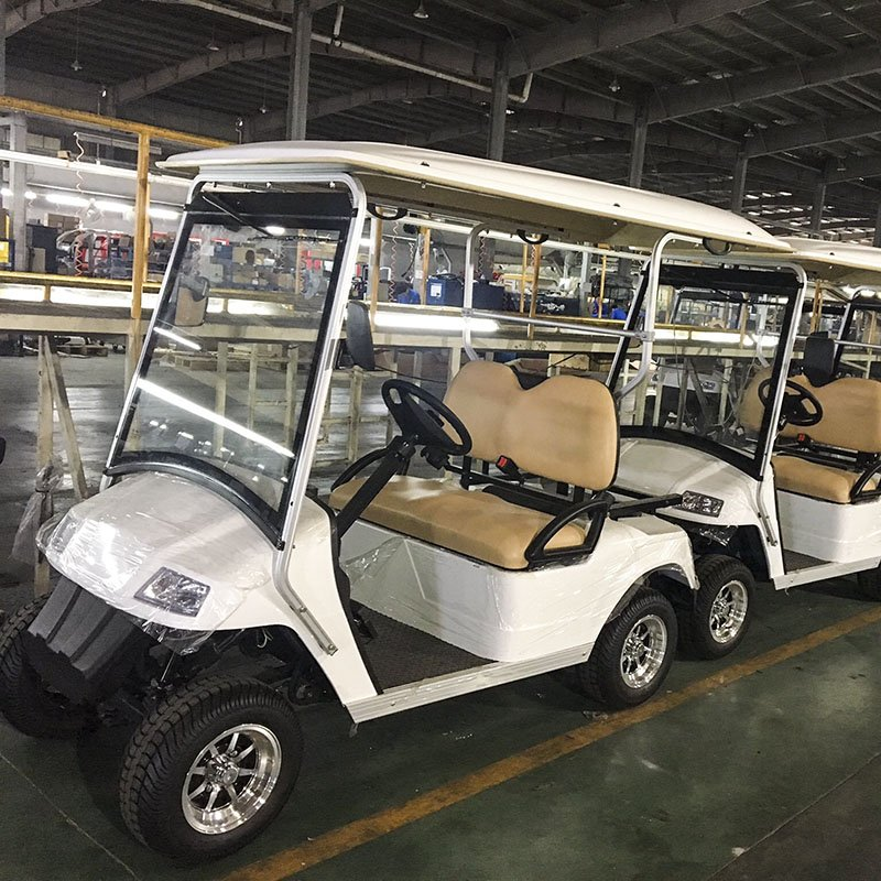 golf cart housing