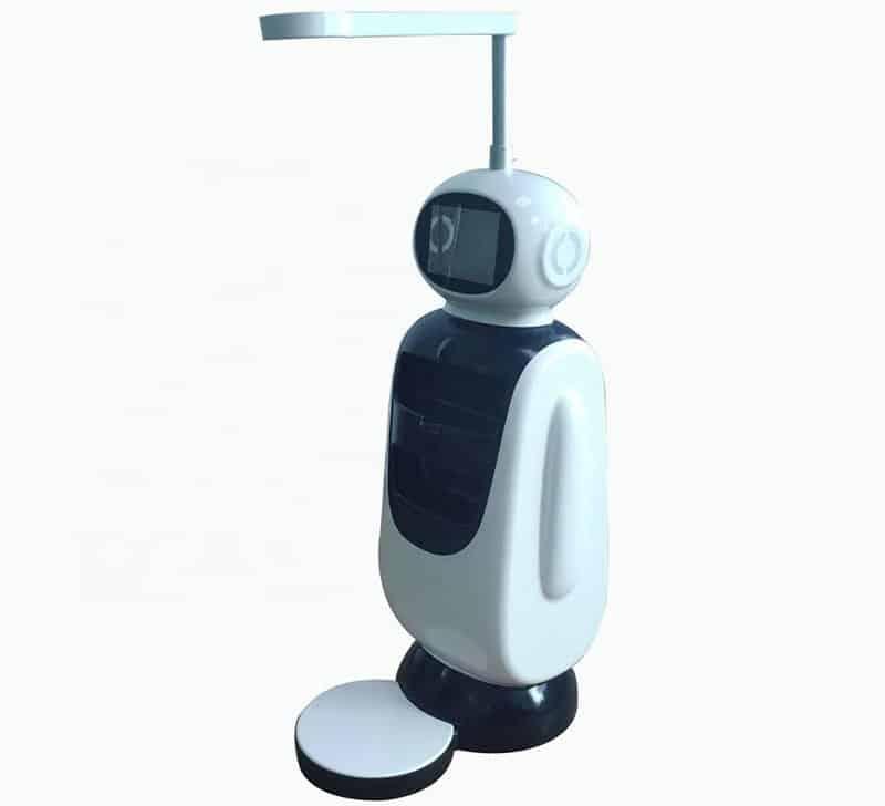 Smart robot shell