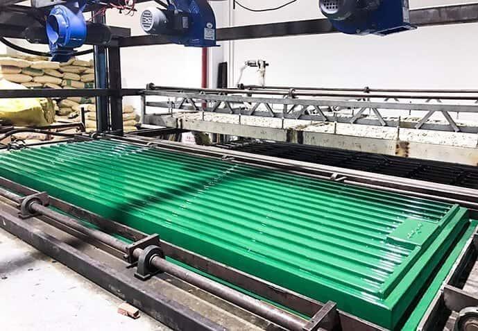 Plastic Tray Vacuum Thermoforming