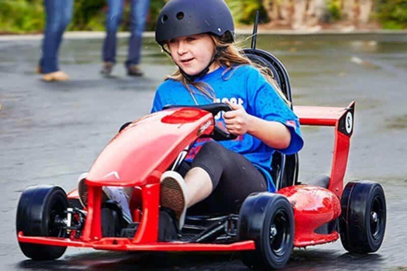 Go Kart Children