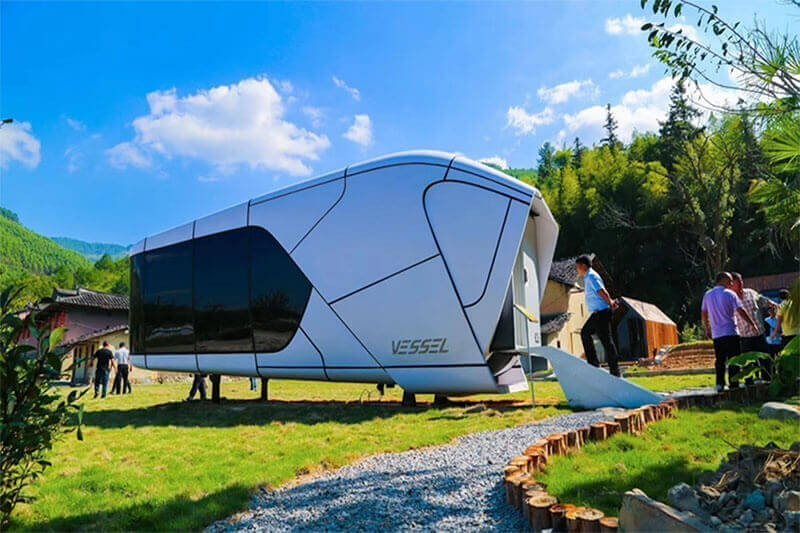 Mobile travel home