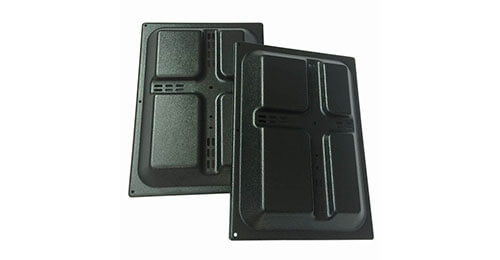 separator plastic tray